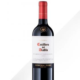 Casillero del diablo Cabernet sauvignon 2018 - Chile